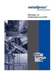 Montage- en bedieningsvoorschrift - Fortes Import
