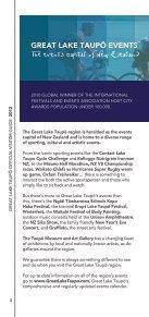 LAKE TAUPÖ - Lake Taupo - Page 6