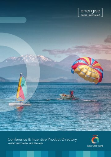Directory 2012/13 - Lake Taupo