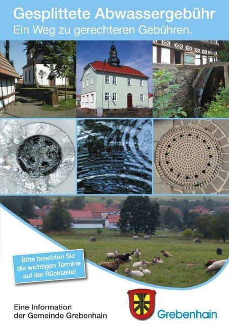 Informationsbroschüre vom 10.04.2012 - Grebenhain