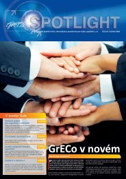Spotlight jaro 2010 - GrECo