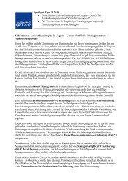 Spotlight Tipp 21/2010 Giftschlamm-Umweltkatastrophe in ... - GrECo