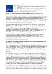 Spotlight Tipp 20/2010 Gefahr von Deckungslücken in der ... - GrECo