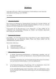 Richtlinien - Grebenhain