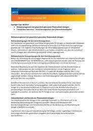 Spotlight Tipp 38/2012 • Risikomanagement bei gewerblich ... - GrECo