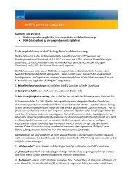 Spotlight Tipp 39/2012 • Förderungshalbierung bei der ... - GrECo