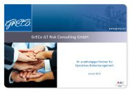 GrECo JLT Risk Consulting