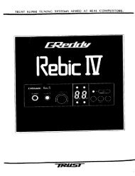Rebic IV, additional injector controller - GReddy