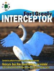 Intercep - Fort Greely - U.S. Army