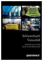 Vattenfall_Schwarzbuch.pdf - GreenAction