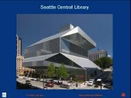 Seattle Central Library - Green Design Etc