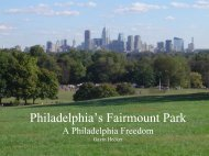 Fairmount Park - Greendesignetc.net