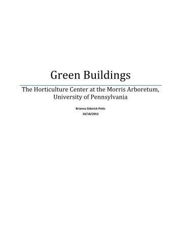 Green Buildings - Greendesignetc.net