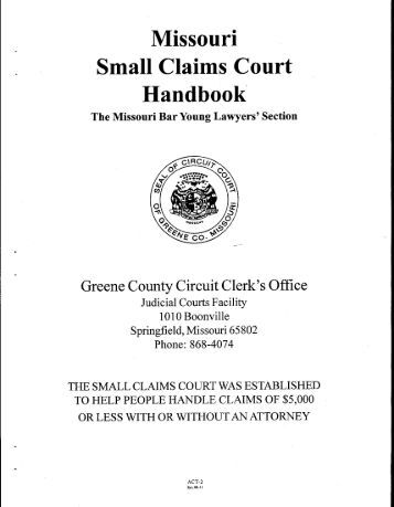 small claims court essay Home » legal references » essay answers essay answers  circuit and  family courts and certain civil cases of the district courts (small and regular  claims.