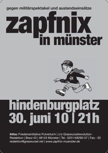 Flyer als PDF zum Download - Graswurzelrevolution