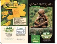Reference Guide - Greenland Garden Centre