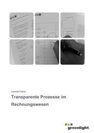 und Rechnungswesen - Greenlight Consulting