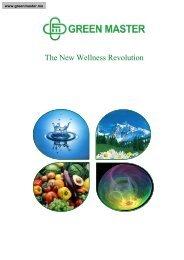 The New Wellness Revolution - Green Master