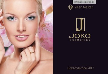 Joko Foundation Ageless - Green Master