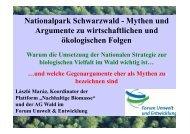 Behauptung - Greenpeace Karlsruhe