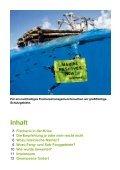 Erläuterungen zum Fischratgeber 2012 - Greenpeace - Seite 2