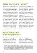 Erläuterungen zum Fischratgeber 2012 - Greenpeace - Seite 6