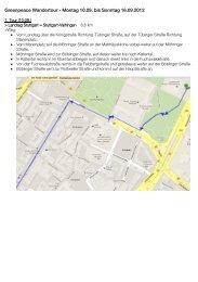 die Wanderroutze als PDF - Greenpeace Karlsruhe