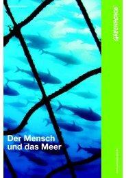 Der Mensch und das Meer - Greenpeace-Gruppe Stuttgart