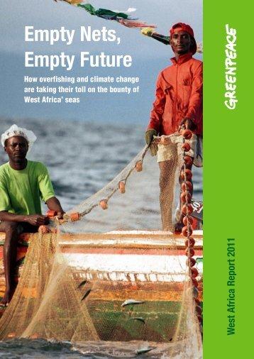Empty Nets, Empty Future - Greenpeace
