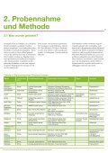 Outdoor Report 2012 - Greenpeace - Seite 7