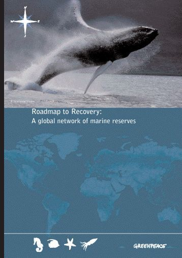Roadmap to Recovery: A global network of marine ... - Greenpeace