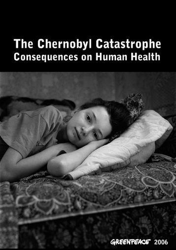 Chernobyl Health Report - Greenpeace