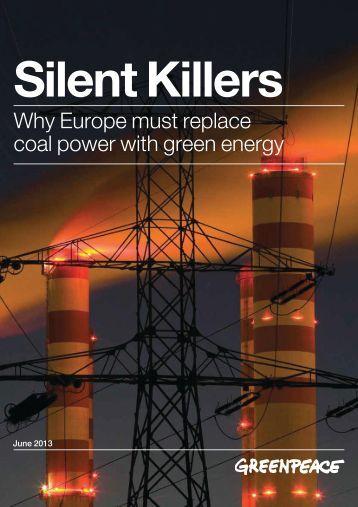 The Energy - Greenpeace
