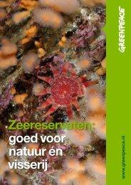 RapportVissers_def - Greenpeace Nederland