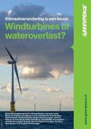 Klimaatverandering is een keuze - Greenpeace Nederland