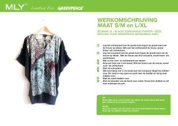Download gratis patroon En maak je eigen schone jurk
