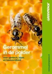 Gerommel in de polder - Greenpeace Nederland