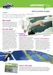 Lesbrief 3 - Greenpeace Nederland
