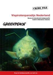 Vispiratenparadijs Nederland - Greenpeace Nederland