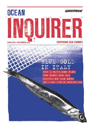 Ocean Inquirer - Greenpeace