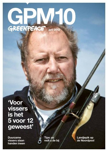 Download PDF version - Greenpeace Nederland