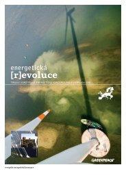 energetickÁ [r]eVoLUce - Greenpeace