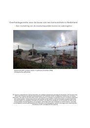 Overheidsgarantie voor de bouw - Greenpeace Nederland