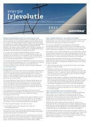 gp nl energy rev summary 3.qxd - Greenpeace Nederland