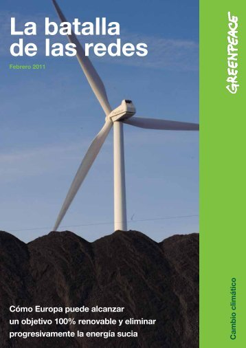 La batalla de las redes - Greenpeace