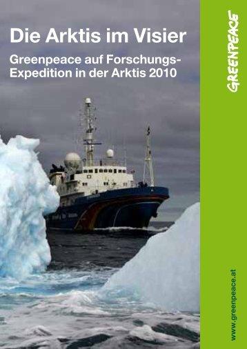 Die Arktis im Visier - Greenpeace