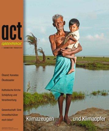 ACT 04/09 - Greenpeace