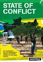 State of Conflict 40pp v2 - World Rainforest Movement