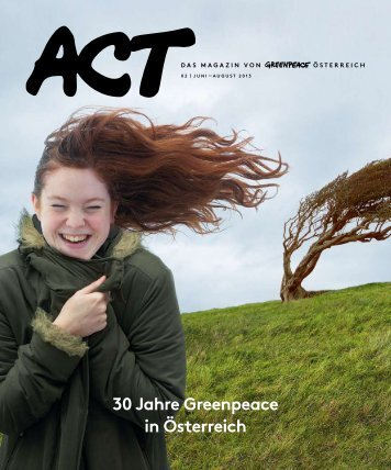 PDF-Version herunterladen - Greenpeace