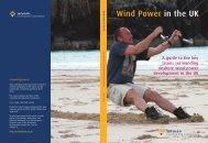 Wind Power in the UK - Nicolson Accountancy